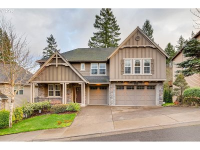 Beaverton Single Family Home For Sale: 18324 SW Santoro Dr