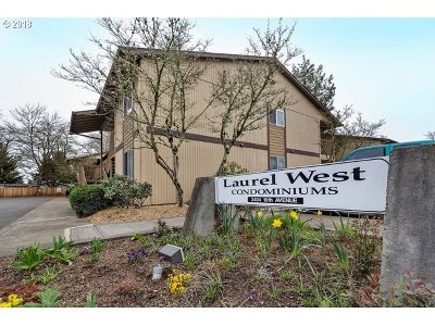 Forest Grove Condo/Townhouse For Sale: 3404 19th Ave #206