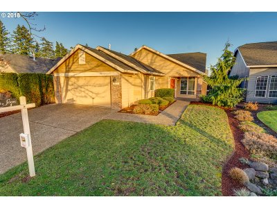 Tualatin Single Family Home For Sale: 18178 SW 135th Ter