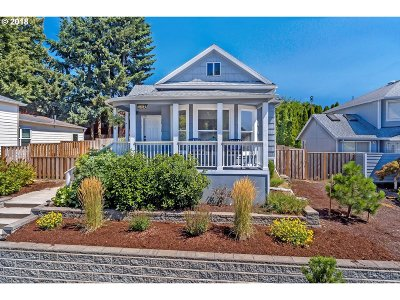 Single Family Home For Sale: 4134 SE 27th Ave
