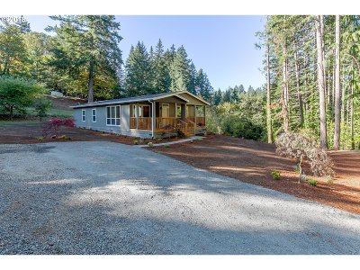 Single Family Home Sold: 22751 S Reid Rd