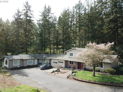 McMinnville Single Family Home For Sale: 15251 SW Hidden Hills Ct