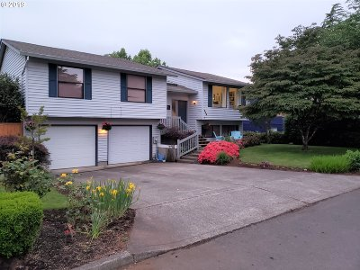 Wilsonville, Canby, Aurora Single Family Home For Sale: 525 NW 9th Ave