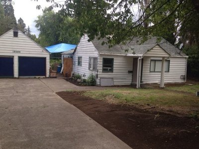 Beaverton, Aloha Single Family Home For Sale: 13450 SW 2nd St