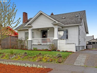 Single Family Home For Sale: 3335 NE 72nd Ave