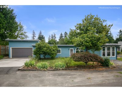 Tigard Single Family Home For Sale: 10240 SW 85th Ave