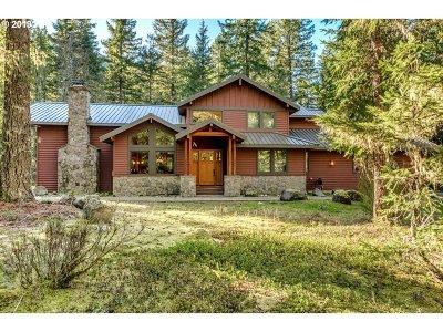 Single Family Home For Sale: 20803 E Glacier View Rd