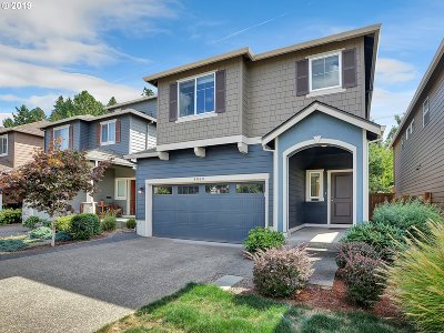 Forest Grove, Cornelius, Hillsboro Single Family Home For Sale: 4060 SE Discovery St