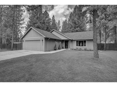 Bend Single Family Home For Sale: 19096 Obsidian Rd