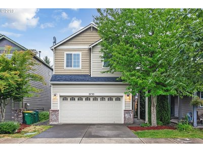 Forest Grove Single Family Home For Sale: 2733 Fletch St