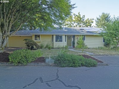 Wilsonville Single Family Home For Sale: 11695 SW Jamaica