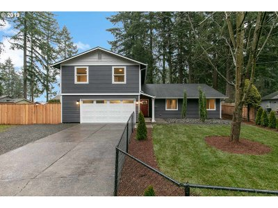 Vancouver Single Family Home For Sale: 4211 NE 154th Ct