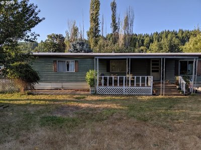 Single Family Home For Sale: 32232 Branch Rd