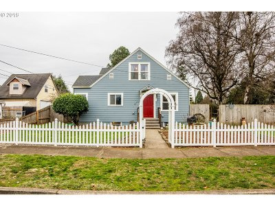Independence Single Family Home Pending: 571 E St