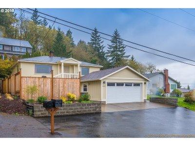 West Linn Single Family Home For Sale: 6242 Barlow St
