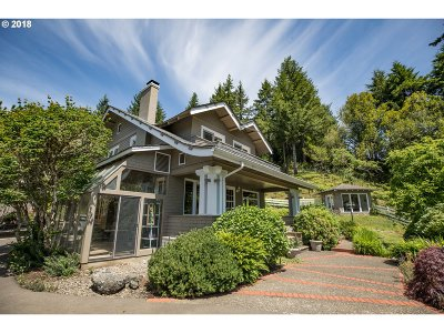 North Bend Single Family Home For Sale: 94753 Haynes Way Ln