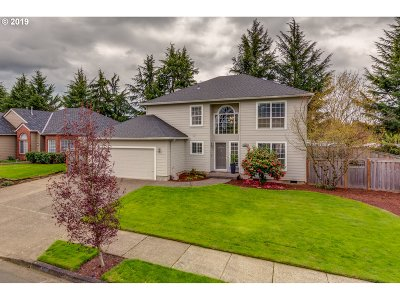 Tualatin Single Family Home For Sale: 9390 SW Ibach Ct