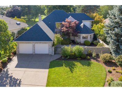 Wilsonville Single Family Home For Sale: 7355 SW Fairway Loop