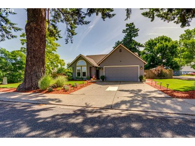 Canby Single Family Home Sold: 1720 N Locust St