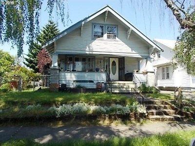 Single Family Home For Sale: 633 N Sumner St
