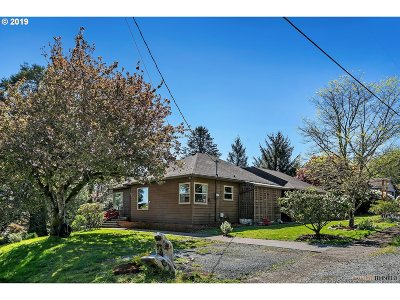 Nehalem Single Family Home For Sale: 12500 Tohls St