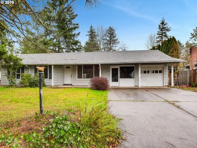 Beaverton Single Family Home For Sale: 5750 SW 192nd Ave