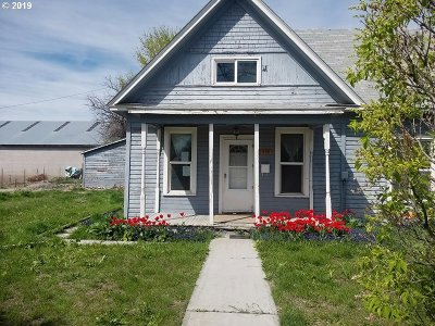 Single Family Home For Sale: 550 B St W