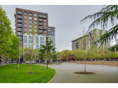 Multnomah County Condo/Townhouse For Sale: 922 NW 11th Ave #607