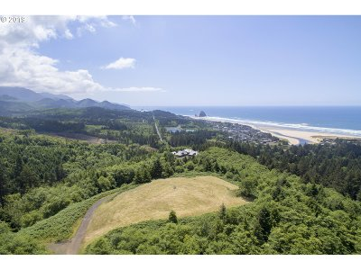 Cannon Beach Residential Lots & Land For Sale: Elk Ridge