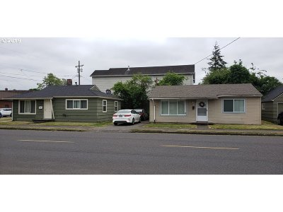 Portland OR Multi Family Home For Sale: $415,900