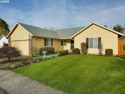 Keizer Single Family Home Sold: 170 Bronec Ln N