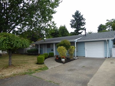 Portland Single Family Home For Sale: 17921 SE Clay St