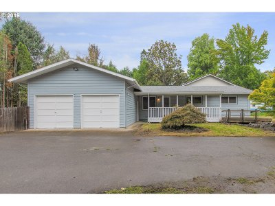 Portland Single Family Home For Sale: 3693 SW 90th Ave