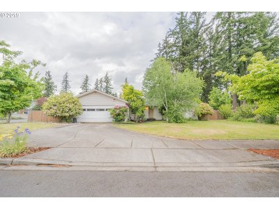 Vancouver Single Family Home For Sale: 8808 NE 33rd St