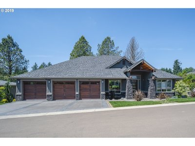 Lake Oswego Single Family Home For Sale: 1976 Highlands Loop