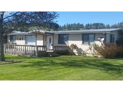 Sutherlin Single Family Home For Sale: 3614 Nonpareil Rd