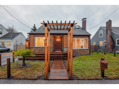 Vancouver Single Family Home For Sale: 2401 E Mill Plain Blvd