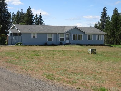 Goldendale Single Family Home For Sale: 75 Sara View Dr