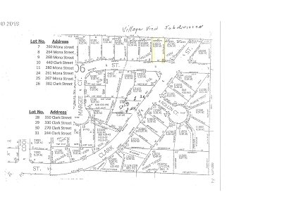 Myrtle Creek Residential Lots & Land For Sale: 268 Mona St #9