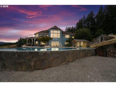 Scappoose Single Family Home For Sale: 52711 Luma Vista Dr
