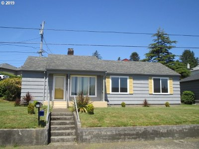 Astoria Single Family Home For Sale: 324 Altadena St