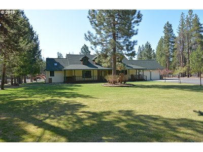 La Pine Single Family Home For Sale: 50552 Deer Forest Dr