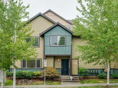 Beaverton Condo/Townhouse For Sale: 2828 SW Tranquility Ter