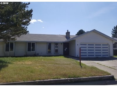 Hermiston Single Family Home For Sale: 7 Westview Dr
