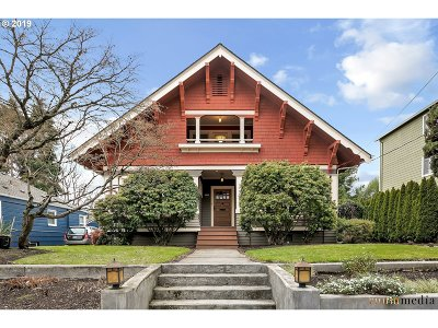 Single Family Home For Sale: 2225 SE 60th Ave