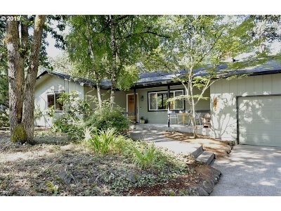 Single Family Home For Sale: 4376 Fox Hollow Rd