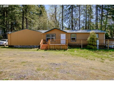 Gates Single Family Home Pending: 601 N Santiam Hwy