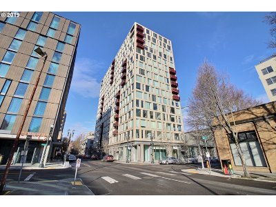 Portland Condo/Townhouse For Sale: 937 NW Glisan St #1235