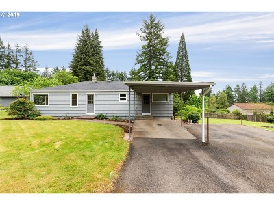 Oregon City Single Family Home For Sale: 15084 S Henrici Rd