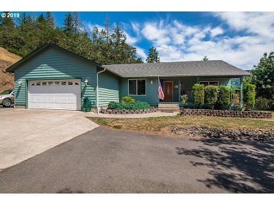 Sutherlin Single Family Home For Sale: 712 Deady Crossing Rd